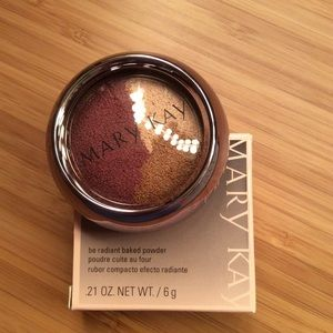 NIB Mary Kay Be Radiant Baked Powder